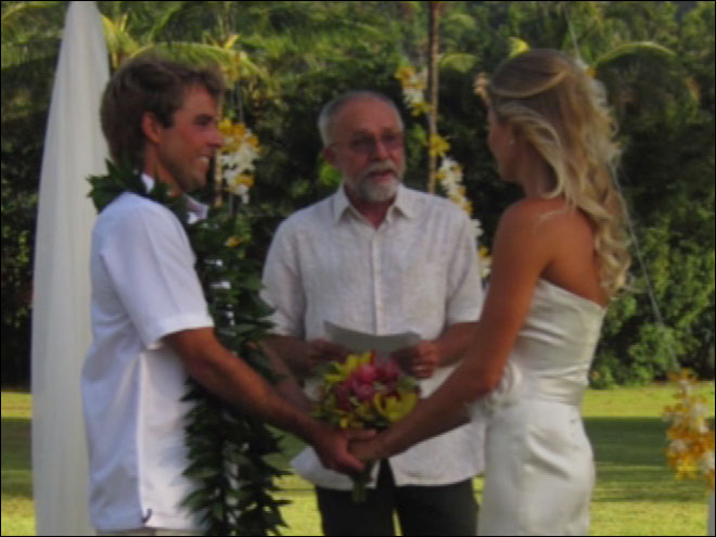 Lost camera with wedding pictures washes ashore