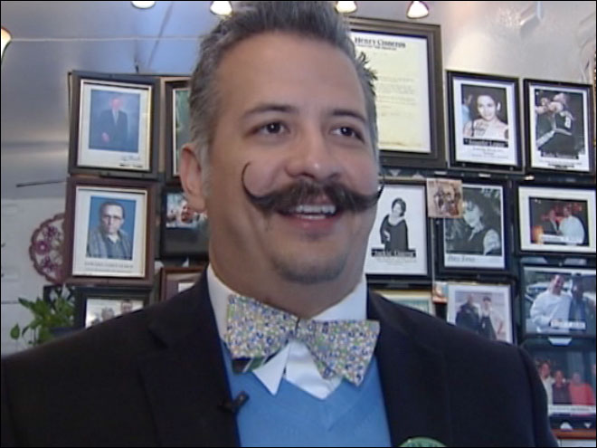 Mustache Man of the Year