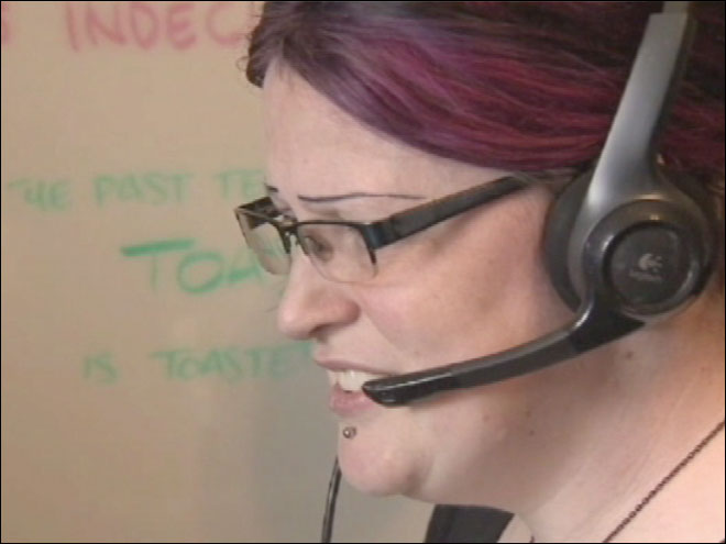 'Voice Banking' helps ALS victims speak