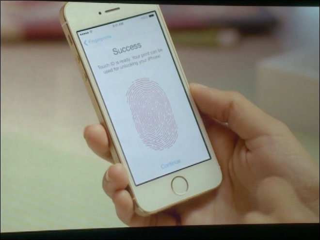 Is iPhone new fingerprint technology safe?