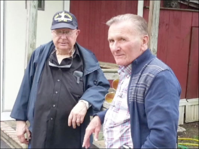 Brothers reunited after 70 years