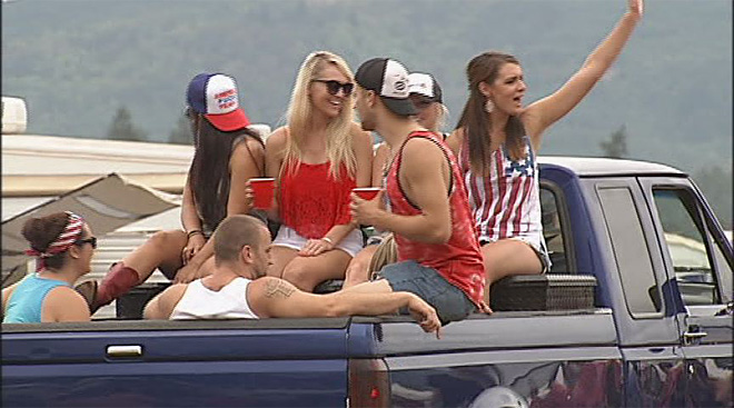 New booze policy keeps campers calmer at Country Music Fest