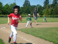 outdoor oregon: North Eugene Tee Ball