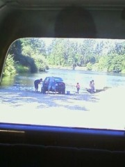River Car Wash?