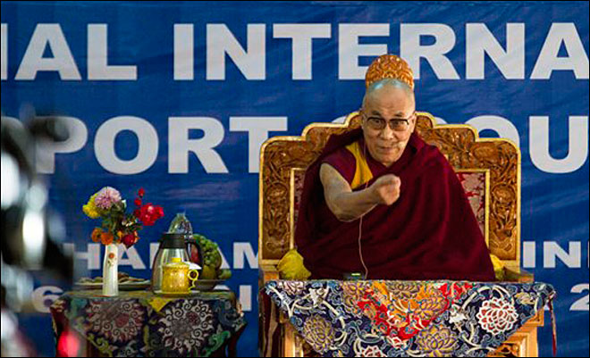 Dalai Lama plans visit to Oregon in May