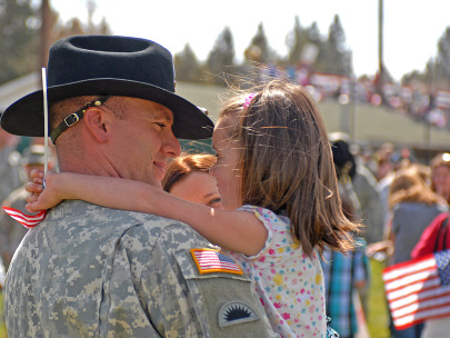 Lane County soldiers return from Iraq this Friday