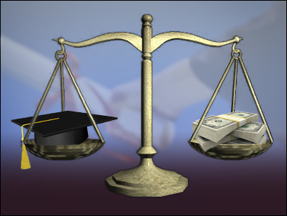 Is a college degree worth going into debt?