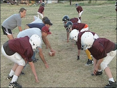 Kaptivating Kidz: Tackle football unites kids in Drain and Yoncalla