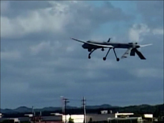 States consider regulation of drones in U.S. skies