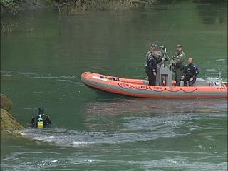 Police search for man presumed drowned in North Umpqua