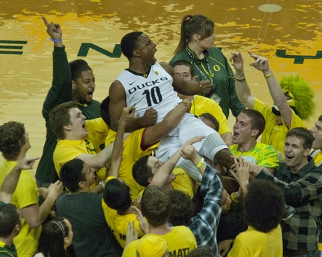 CBI Finals: Singler's late bank captures Championship for Ducks