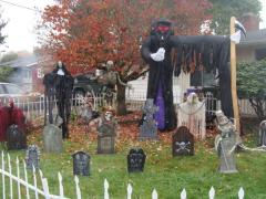 Extreme Halloween Decorations