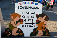 Seth & Molly Do Scandinavian Festival !