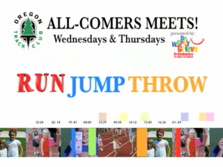 All-Comers Track & Field Meets