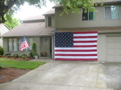 NEW 8'x12' U.S. Flag Has ARRIVED !!!