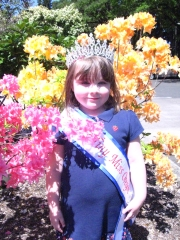 Tiny Miss Oregon All American 09/10