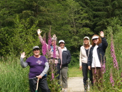 Ladies of Florence hike on Thursdays!