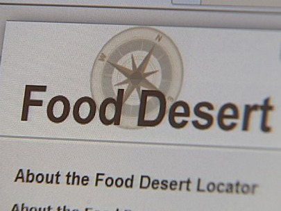Do you live in a 'Food Desert'?