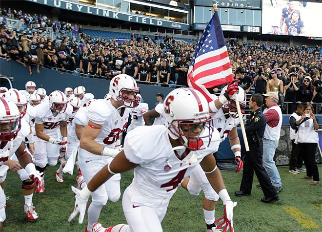 Stanford Washington Football