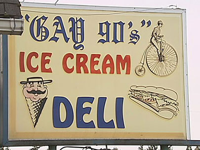 You scream, I scream, 'Gay 90s' roar in Roseburg for ice cream