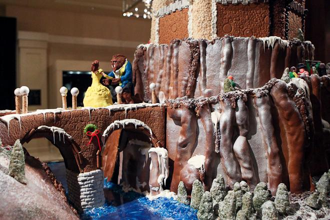 Gingerbread Village at the Seattle Sheraton