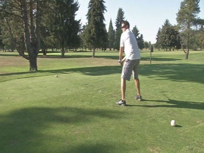 100 holes of golf, each swing for a good cause
