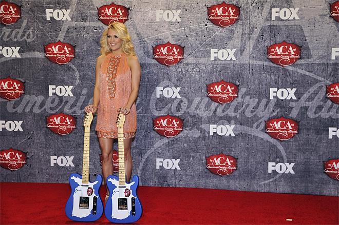 American Country Awards - Press Room