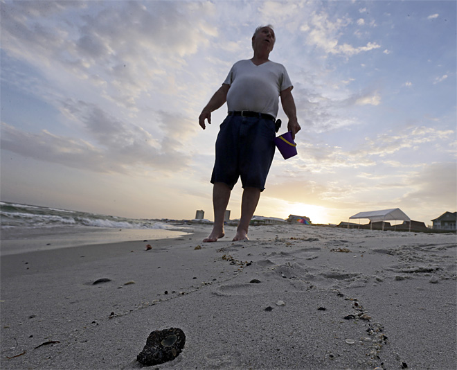 Gulf Oil Spill Cleanup