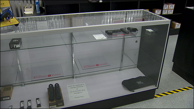 Oregon gun sales spike after deadly shootings