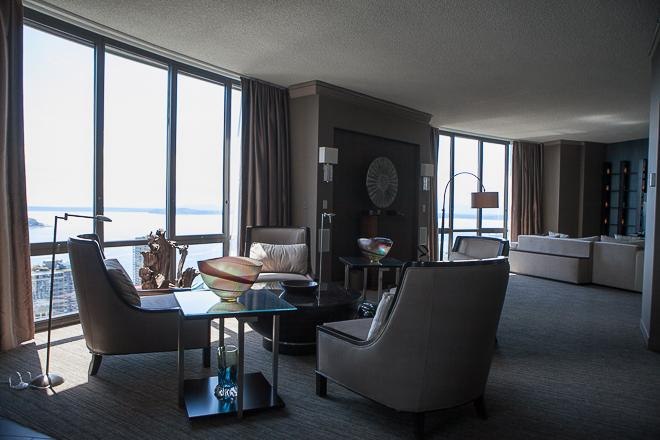 Photos: 5 Seattle hotel suites for rockstars and royalty