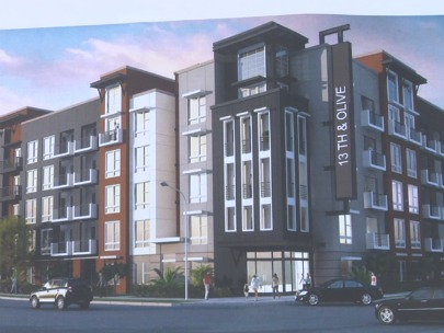 Apartments would add 1,200 residents to downtown Eugene