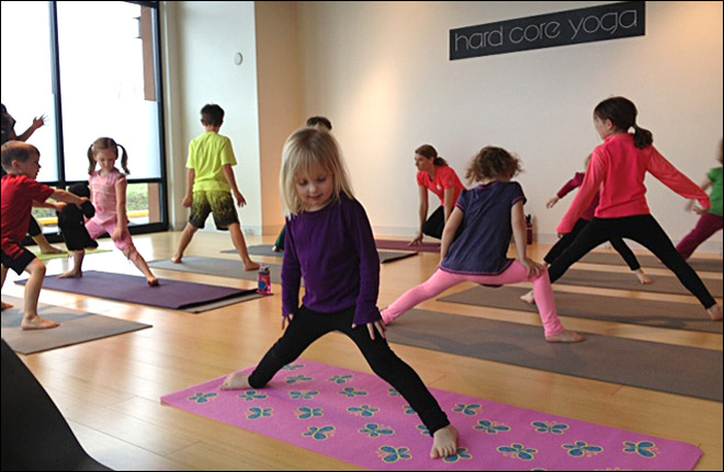 Imagination Yoga: 'Teaching kids what it means to calm their bodies'