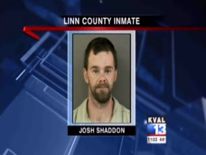 Inmate&#39;s &#39;shank&#39; found before he can escape