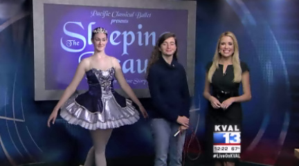 Pacific Classical Ballet's The Sleeping Beauty