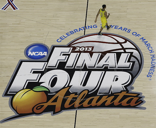 NCAA hoops semifinal games moving to cable in 2014