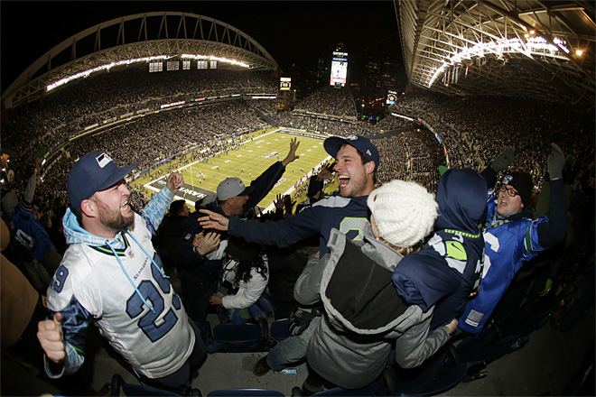 With latest win, Seahawks fever is burning up