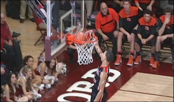 You Make the Call: If it looks like a dunk...