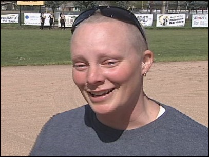 Prep Softball: Coaching after cancer
