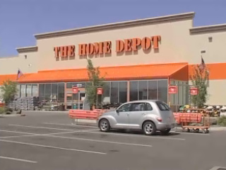 Protesters descend on Home Depot in Roseburg