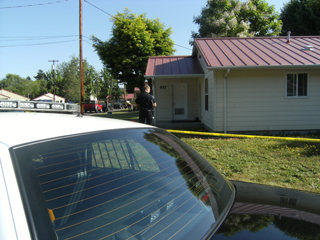Police call death of girl, 5, in Roseburg 'suspicious'