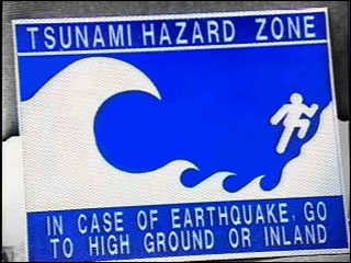 Deadly quake puts Oregon on tsunami notice