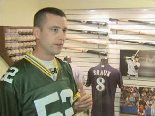 Fan stuck with $15,000 in Braun collectibles