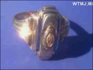 1949 class ring found and returned to owner
