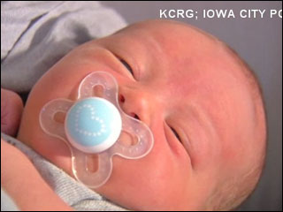 Baby born during traffic stop