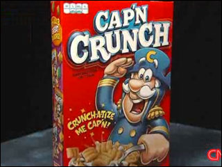 Should Cap'N Crunch be demoted?