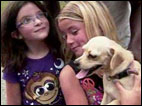 Chihuahua leads searchers to 3 missing girls