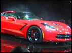 New Corvette Stingray debuts