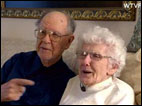Couple celebrates 81 years of marriage