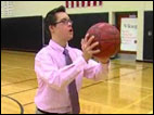 Down Syndrome basketball player makes Sportcenter