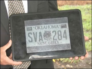 Electronic license plates may be the new thing at DMV